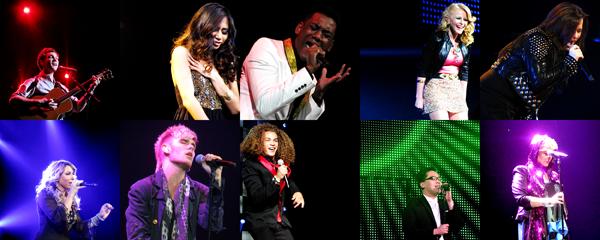 American Idol Season 11 Live Tour