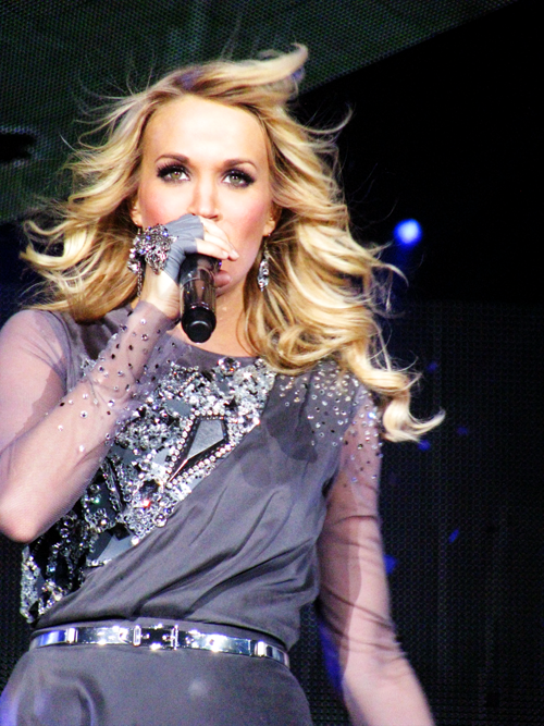 carrie underwood blown away tour abbotsford canada