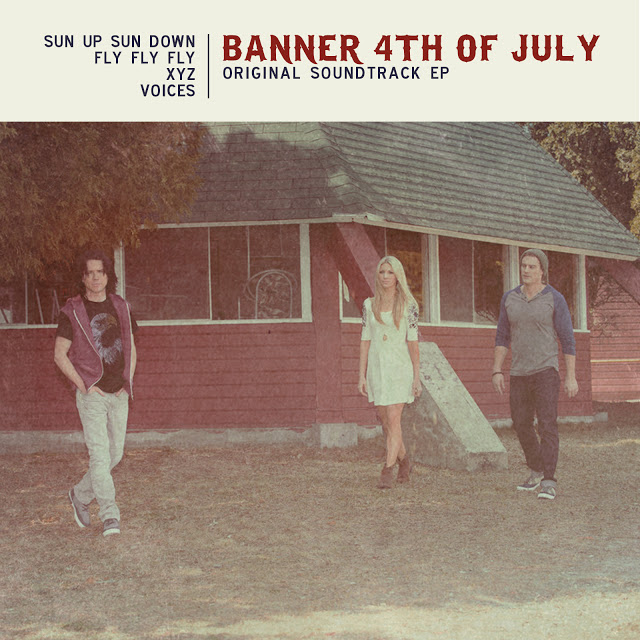brooke white sun up sun down banner fourth of july 4th