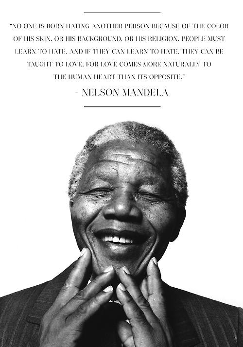 Nelson Mandela (streetetiquette: tumblr)