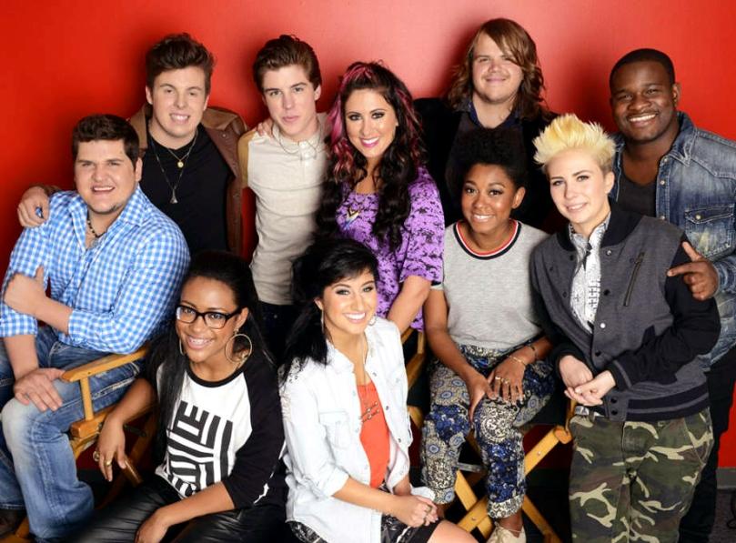 American Idol Season 13 Top 10