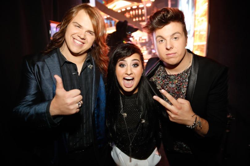 American Idol Season 13 Top 3