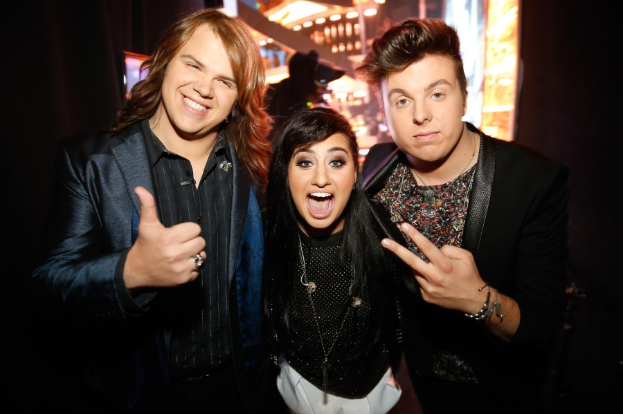 American Idol Season 13 Top 3