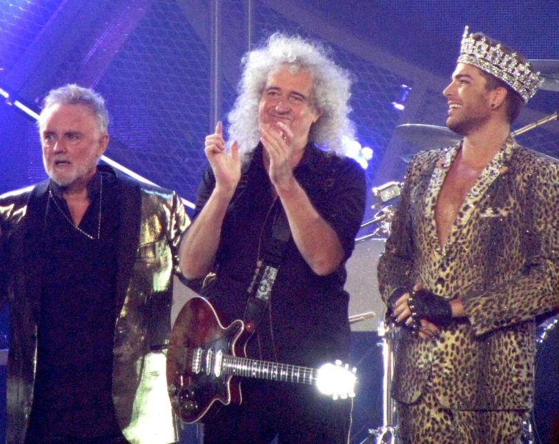 Queen + Adam Lambert Rock Vancouver!