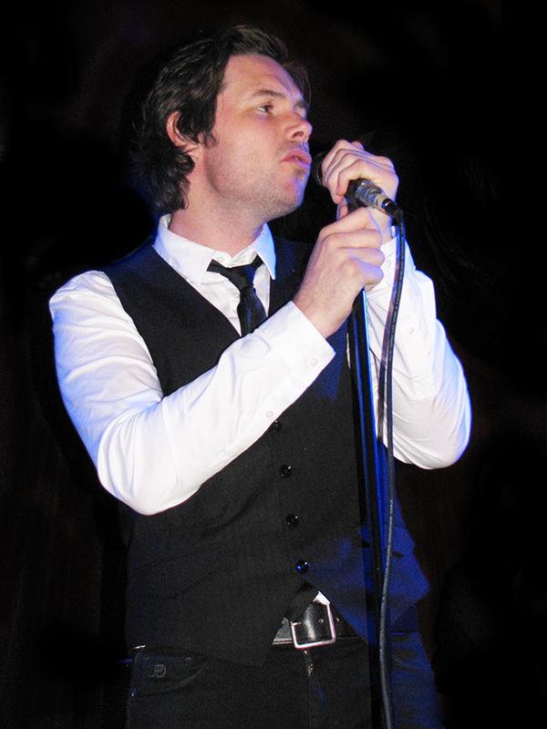 Michael Johns 2009