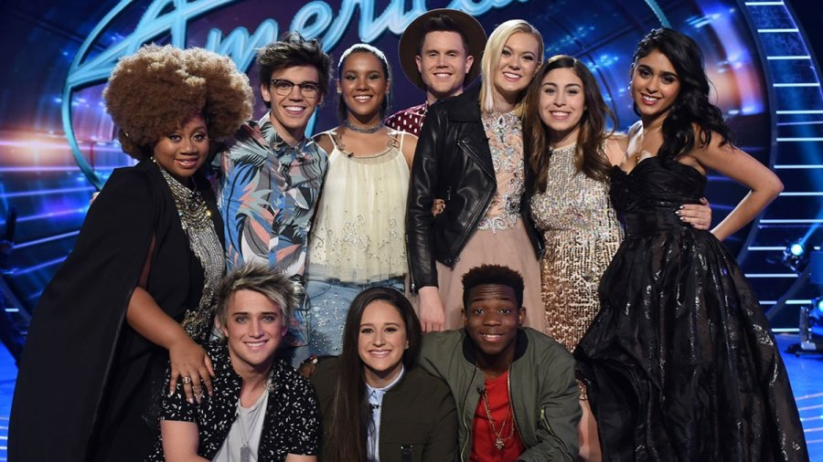 American Idol Season 15 XV Top 10