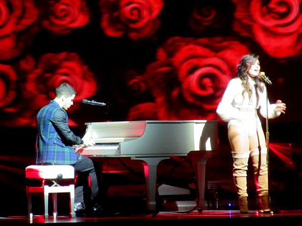 demi lovato nick jonas future now tour