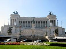 rome italy roma italia altare della patria