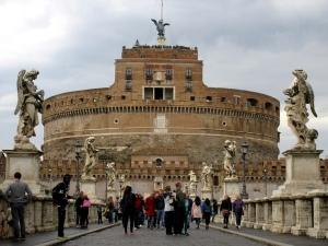 rome italy roma italia castel sant angelo
