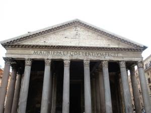 rome italy roma italia pantheon