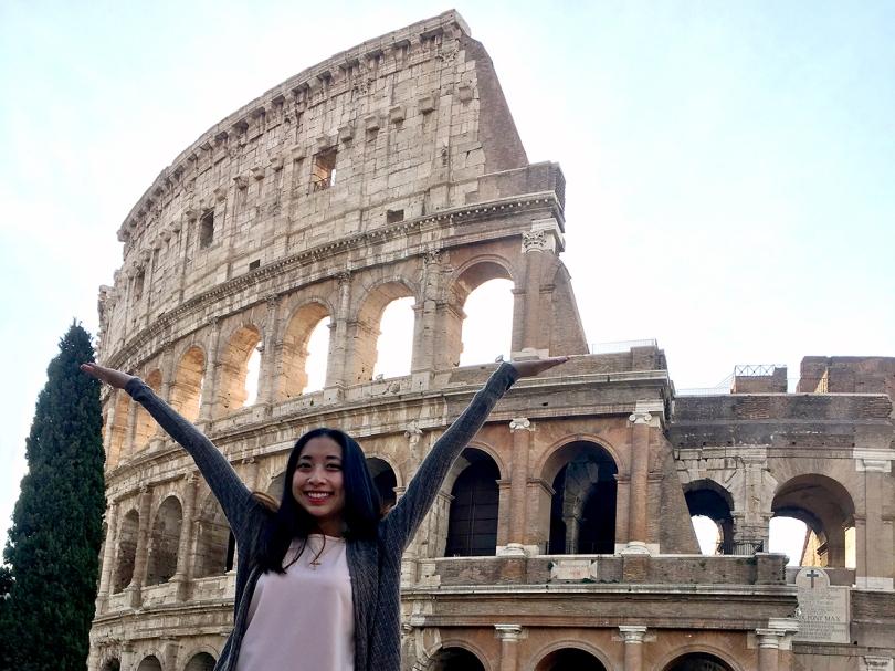 rome italy roman colosseum roma italia
