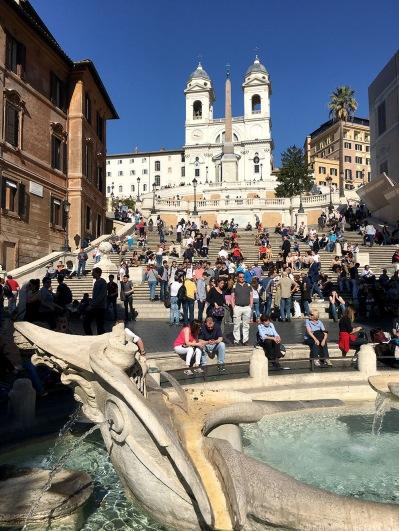 rome italy roma italia spanish steps