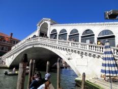 venice italy venezia italia rialto bridge