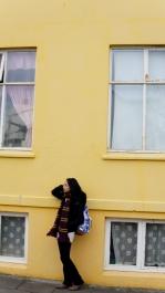iceland-reykjavik-yellow-wall