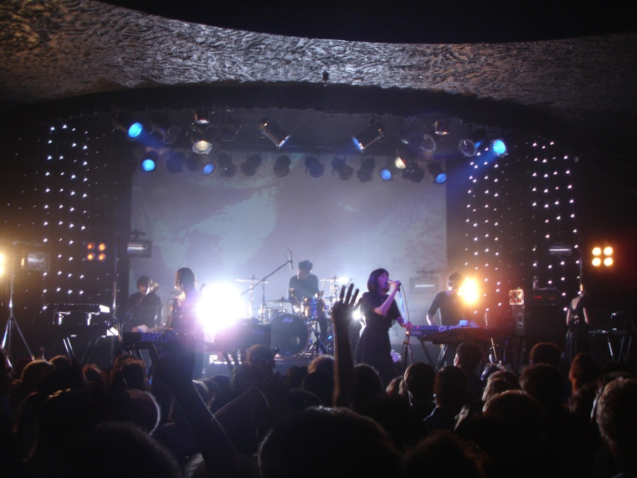 Ladytron at Showbox Seattle by Neil Sanchala
