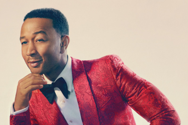 John Legend's A Legendary Christmas